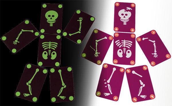DJECO Bogoss: Gyűjts össze a csontvázat!